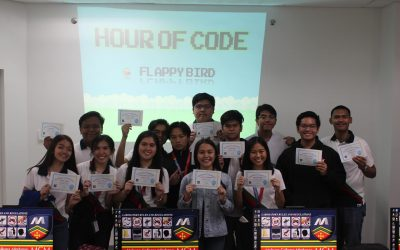 CCIS Students' Society Holds Hour of Code
