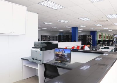 Printing Station (Library)