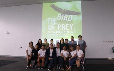 Bird of Prey: An Environmental Fair at Malayan Colleges Mindanao