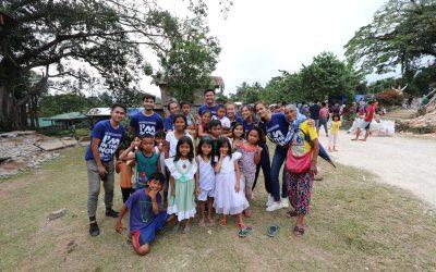 MCM and Gawad Kalinga Donate Relief Goods to New Israel Barangay in Makilala