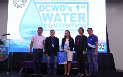 DCWD's 1st Water Convention at MCM