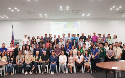 Local Climate Change Action Plan Workshop Held at MCM