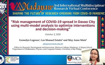 STAYING ACTIVE IN THE FUTURE OF RESEARCH EMERGING FROM COVID-19