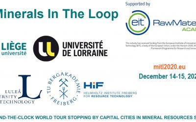 MALAYAN COLLEGES MINDANAO REPRESENTS THE PHILIPPINES IN THE MINERALS IN THE LOOP CONFERENCE 2020
